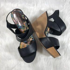 Madden Girl Roma Wedge Sandal